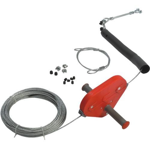 KBT Toys Zip Wire -  Red