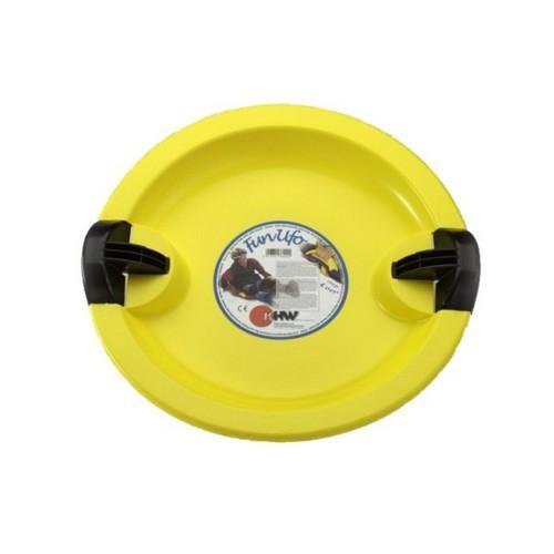 KHW Fun UFO Sledge - Yellow