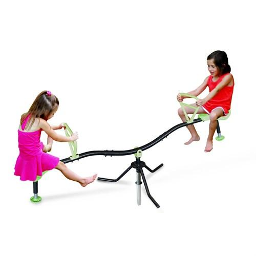EXIT Toys Spinner Rotatable Seesaw