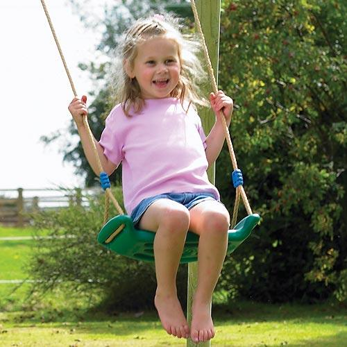 TP Deluxe Swing Seat - Green