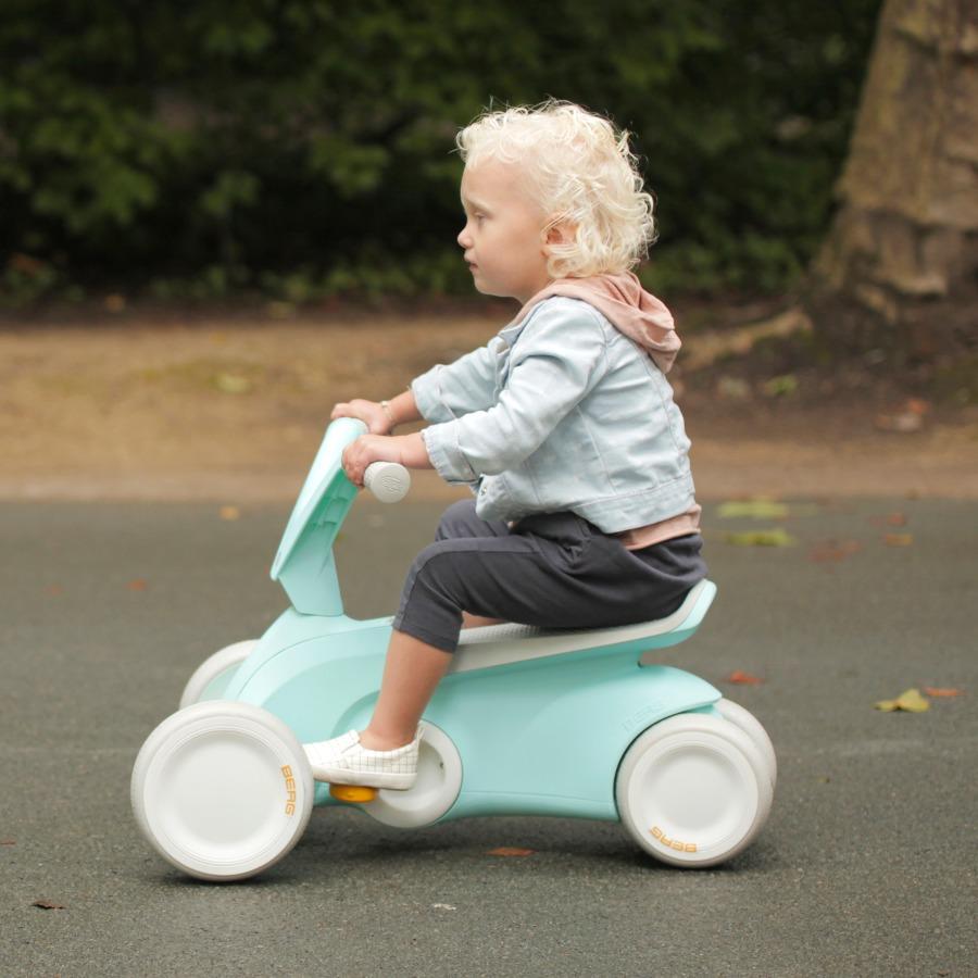 BERG GO² Junior Go-Kart - Mint Green