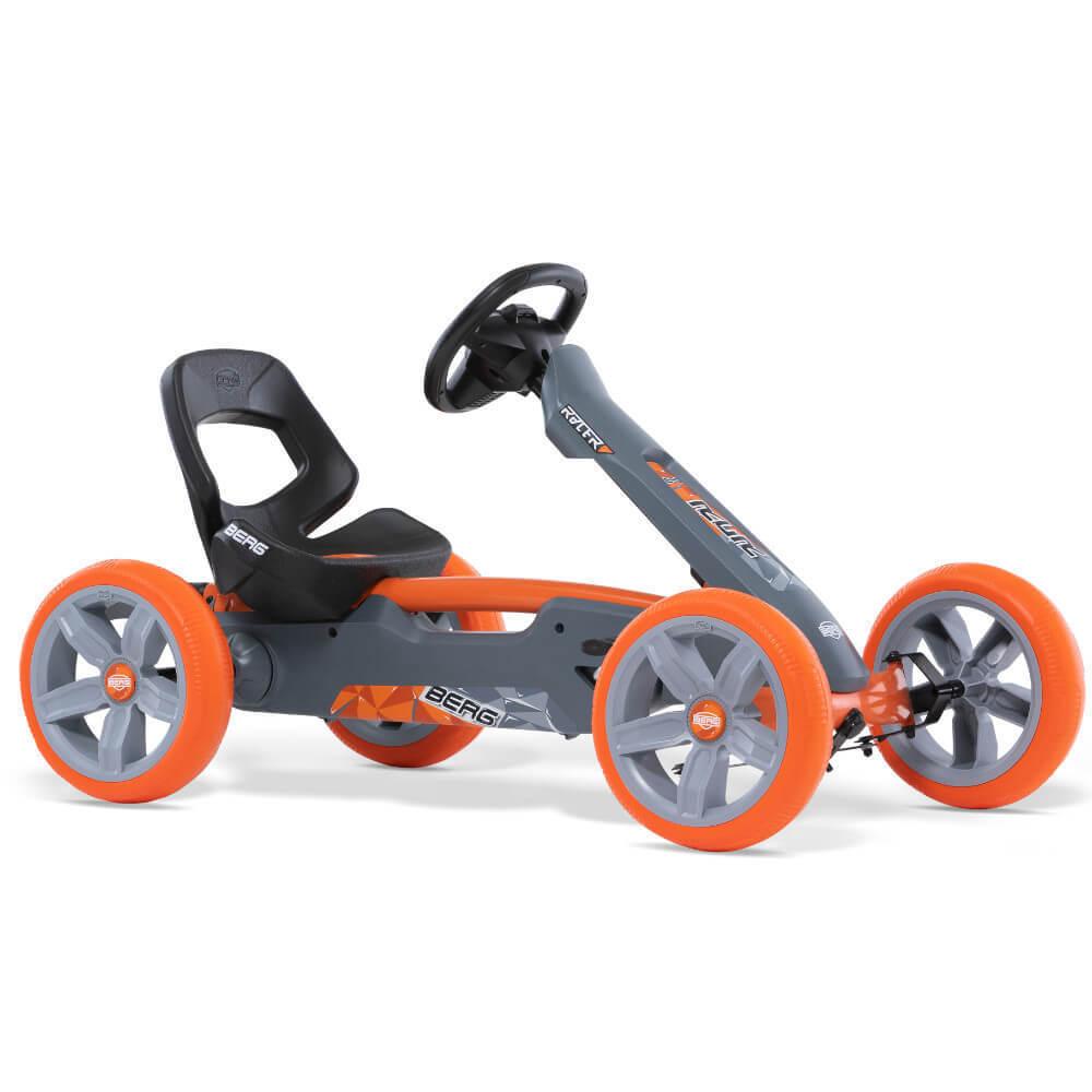 BERG Reppy Racer with BERG Soundbox