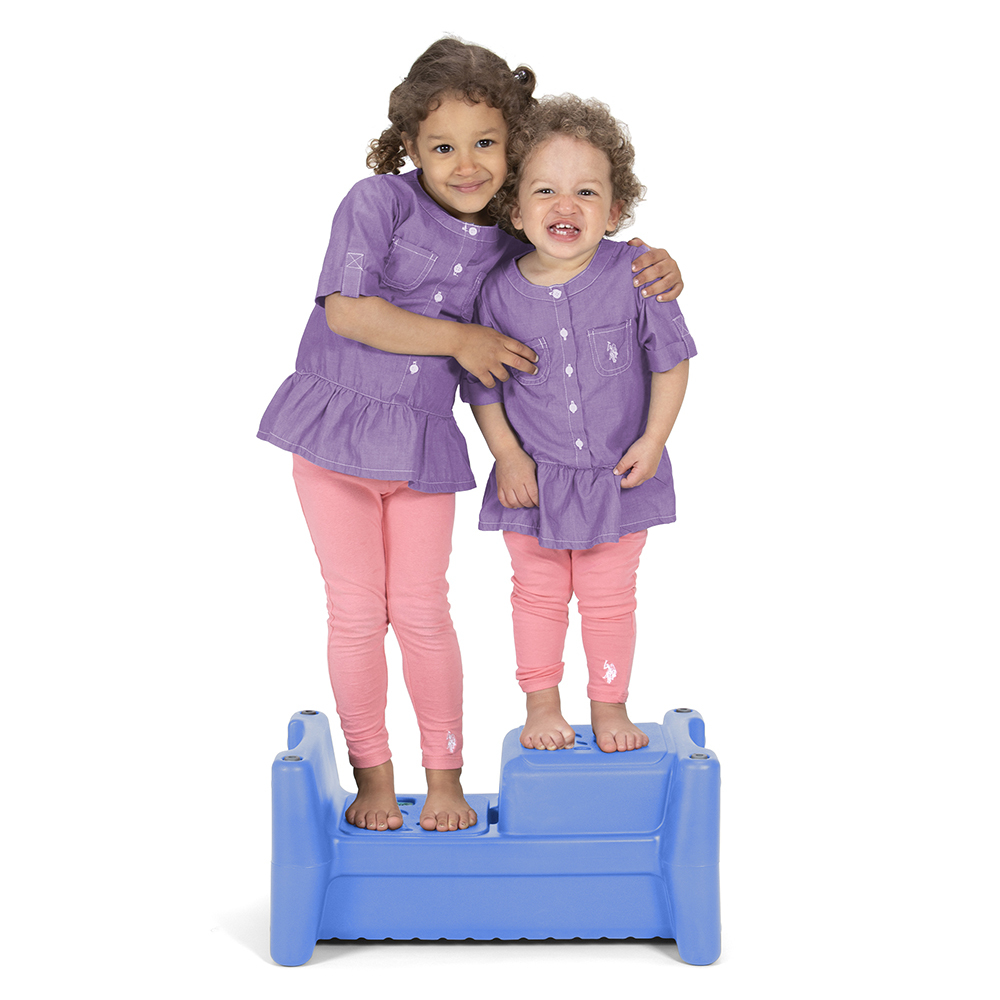 Simplay3 Two Child Step Stool