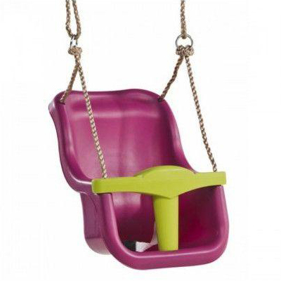 KBT Toys Deluxe Baby Seat Purple/Lime