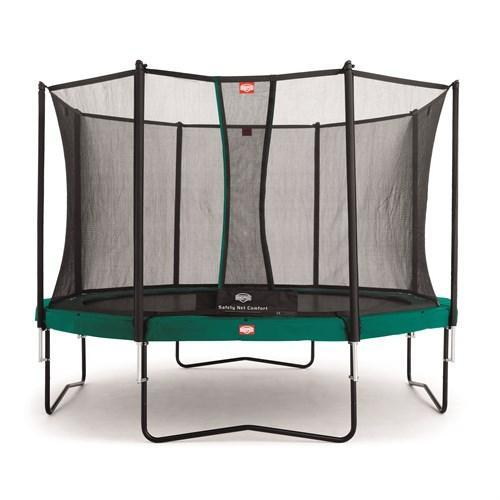 BERG Champion Trampoline + Safety Net 9ft