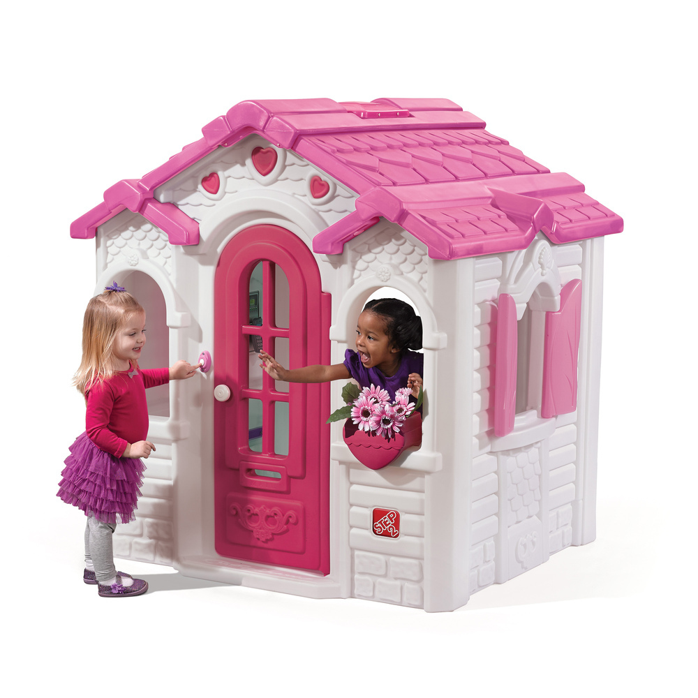 Step2 Sweetheart Playhouse - New Colours