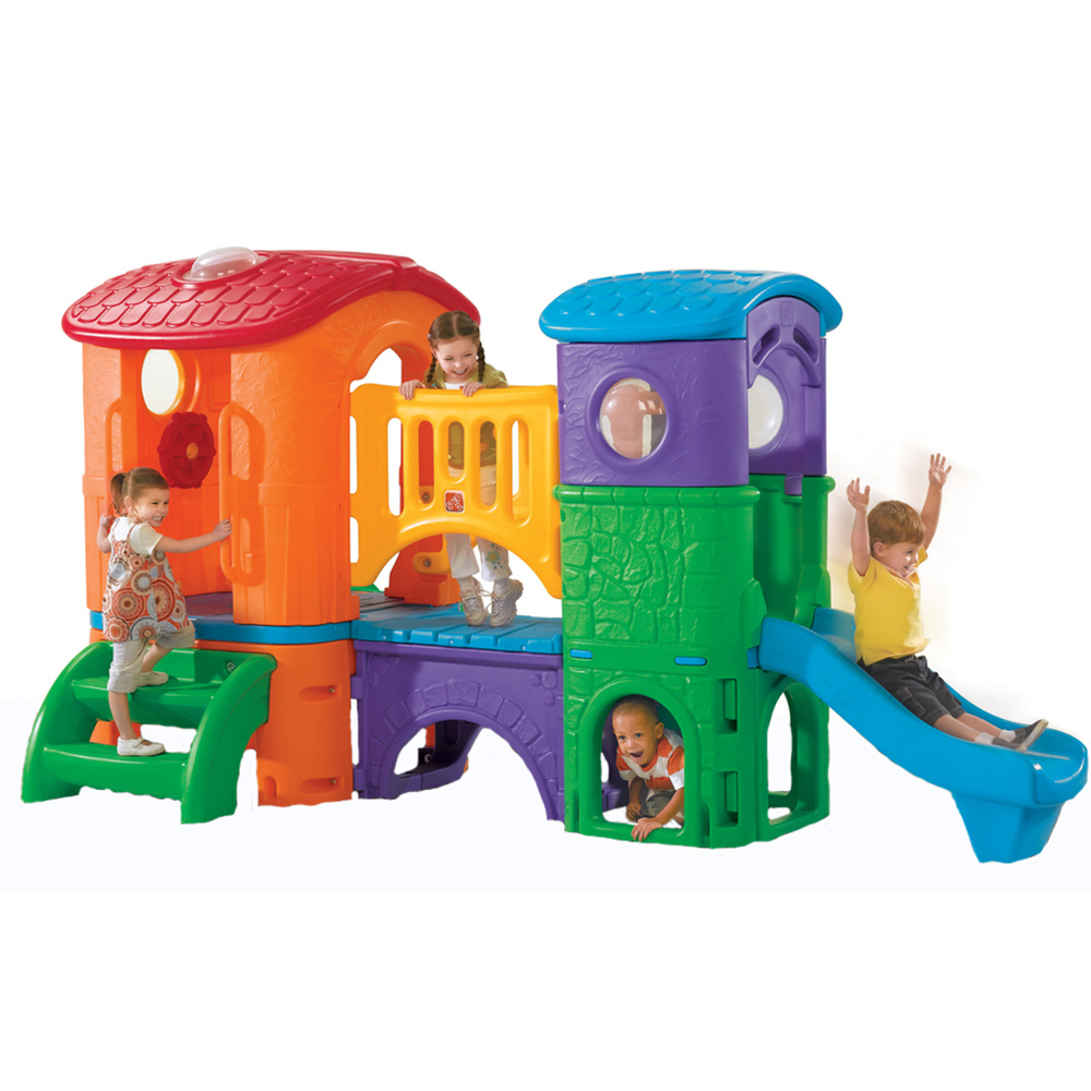 Step2 Clubhouse Climber - Active Bright