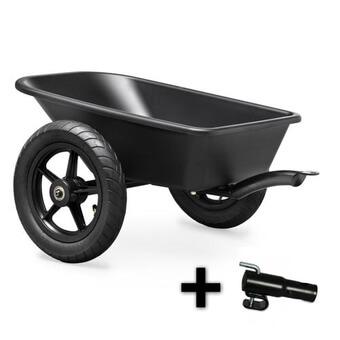 BERG Buddy Trailer L (including Towbar) for Buddy/Rally Go-Karts