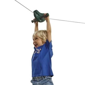 KBT Toys Zip Wire- 'Para' Green