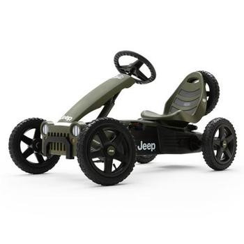 BERG Jeep Adventure Go Kart