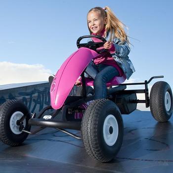 BERG Compact Pink Go-Kart