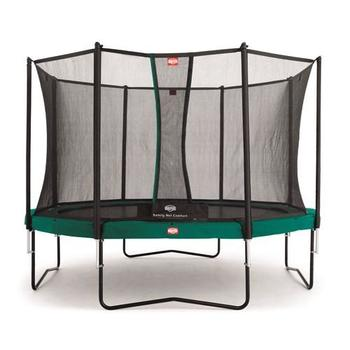 BERG Champion Trampoline with Safety Net