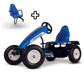 BERG Classic Extra Sport BFR  Go-Kart With FREE Passenger Seat
