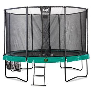 EXIT Toys Supreme All-In-One Trampoline - 14ft