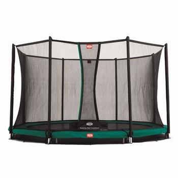 BERG Inground Champion Trampoline with Safety Net