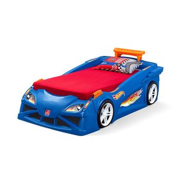 Step2 Hot Wheels Racecar Bed
