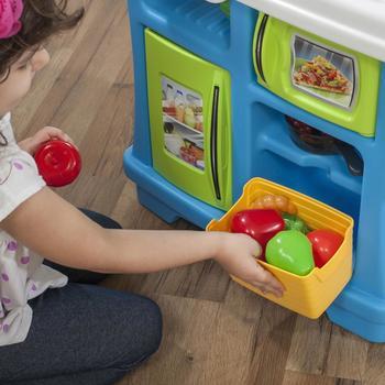 Step2 Little Cooks Kitchen - Bright