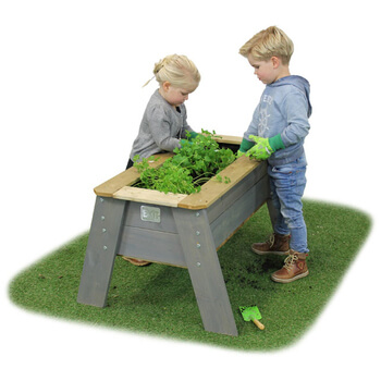 EXIT Toys Aksent Kids Planter Table L