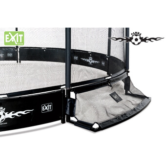 EXIT Toys Panna Arena Round with Surround Net