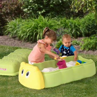 Simplay3 Caterpillar Sand/Play Box