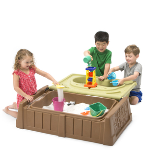 Simplay3 Sand & Water Bench