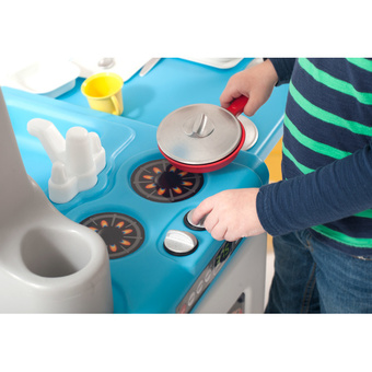 Simplay3 Play Around Kitchen Activity Centre
