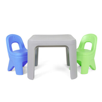 Simplay3 Play Around Table & Chairs Set