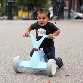 BERG GO² Junior Go-Kart - Blue