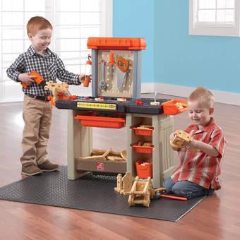 Step2 Handyman Workbench - Orange