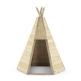Plum Children's Wooden Teepee Hideaway