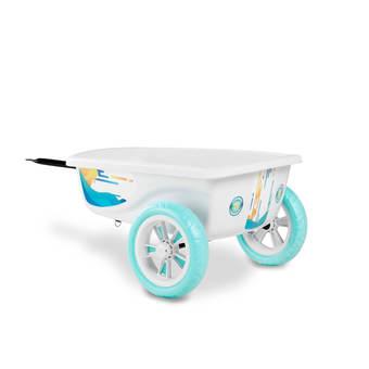 EXIT Toys Foxy Go-Kart Trailer - White