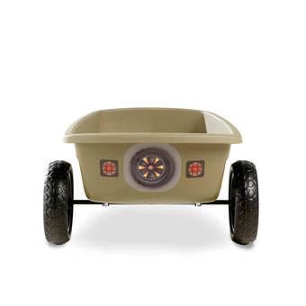 EXIT Toys Foxy Go-Kart Trailer - Dark Green