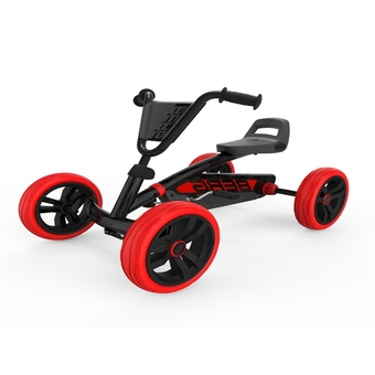 BERG Buzzy Red-Black Go Kart