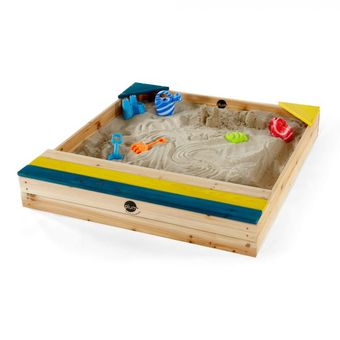 Plum Store-It Wooden Sand Pit