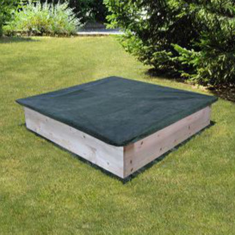 Soulet Wooden Sandbox