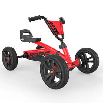 BERG Buzzy Red Go-Kart