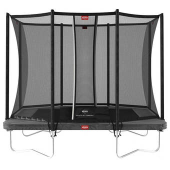 BERG Ultim Favorit Regular 280 Grey + Safety Net Comfort