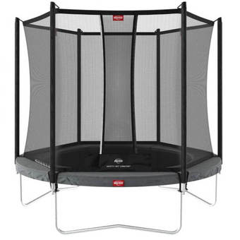BERG Favorit Regular Grey + Safety Net Comfort
