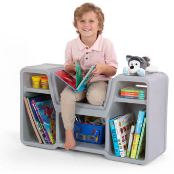 Simplay3 Cozy Cubby Reading Nook