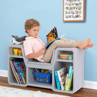 Simplay3 Cozy Cubby Reading Nook