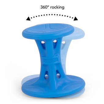 Simplay3 Big Wiggle Chair (Pack of 2)
