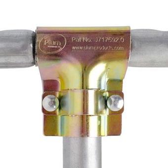 Plum Magnitude Trampoline & 3G Enclosure - 8ft