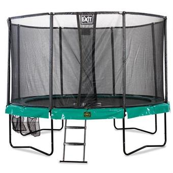 EXIT Toys Supreme All-In-One Trampoline - 15ft