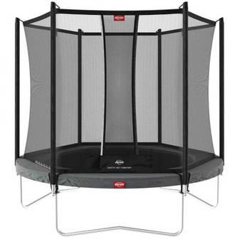 BERG Favorit Regular Grey + Safety Net Comfort 380 - 12.5ft
