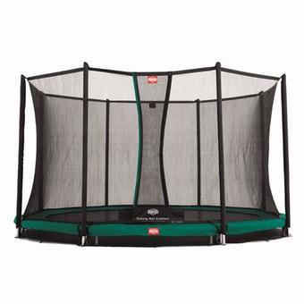 BERG Inground Champion Trampoline + Safety Net - 11ft