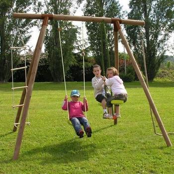 Soulet Koka Outdoor Swing Set