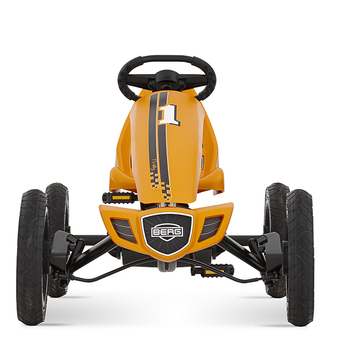BERG  Rally Orange Go-Kart