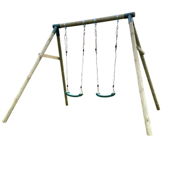 Soulet Alizee (Duo) Wooden Swing Set