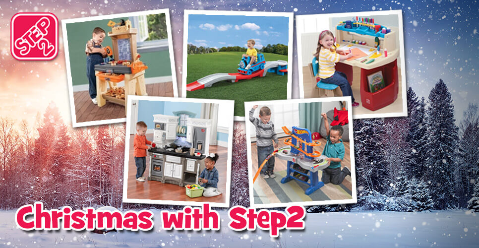 Christmas with Step2