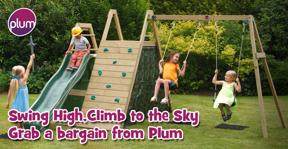Bag a bargain from Plum Play!